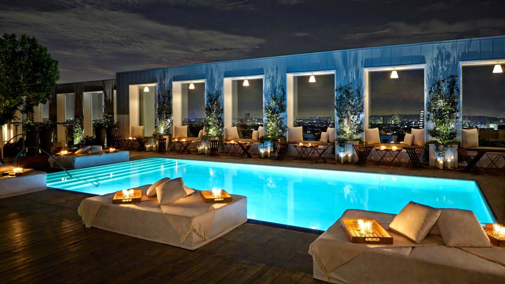 Mondrian Los Angeles - West Hollywood, United States