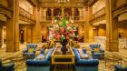 See more information about Fairmont Olympic Hotel Hotel lobby