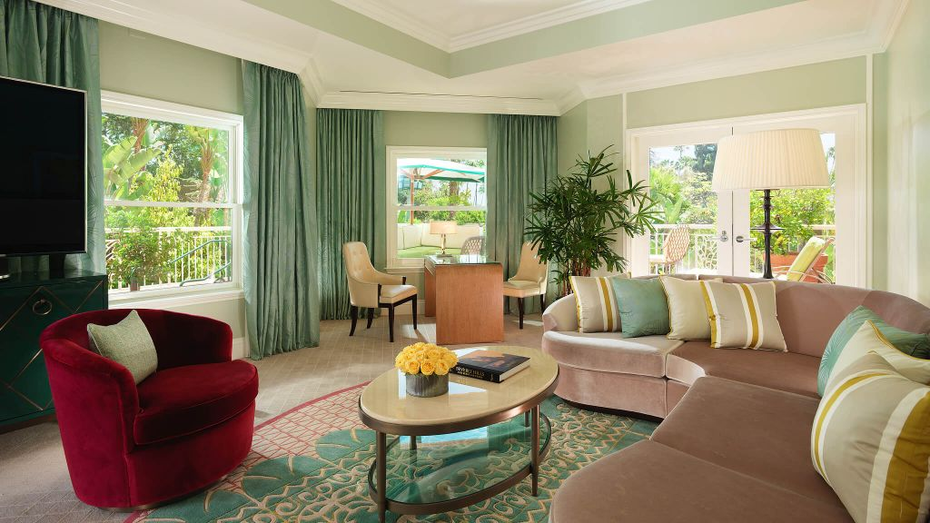 The Beverly Hills Hotel and Bungalows, Dorchester Collection