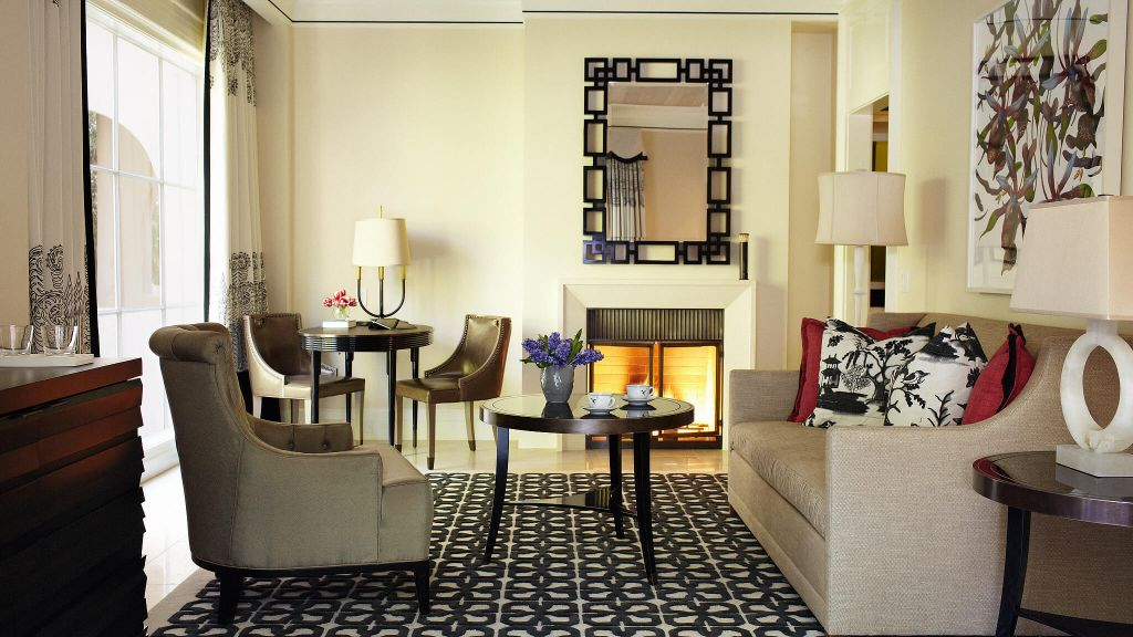 Hotel bel air dorchester collection greater los angeles for Arredamento antico moderno