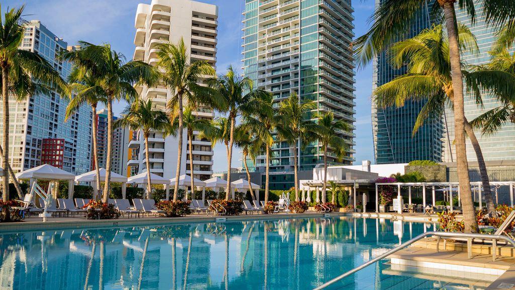 Four Seasons Hotel Miami, Miami, Florida
