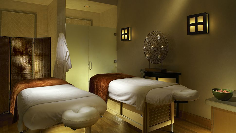The Lodge At Cordevalle San Martin on Decorating A Small Beauty Salon