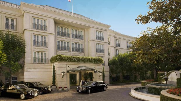 The Peninsula Beverly Hills — Beverly Hills, United States