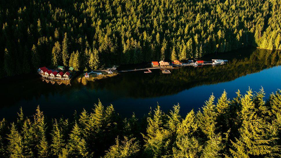 Nimmo Bay Resort — Nimmo Bay, Canada