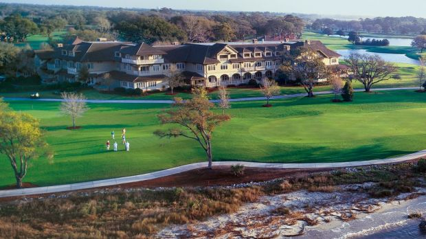 The Lodge at Sea Island Golf Club — Sea Island, United States