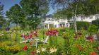 Manoir Hovey 003 Gardens