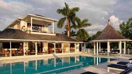 Round Hill Hotel & Villas - Montego Bay, Jamaica