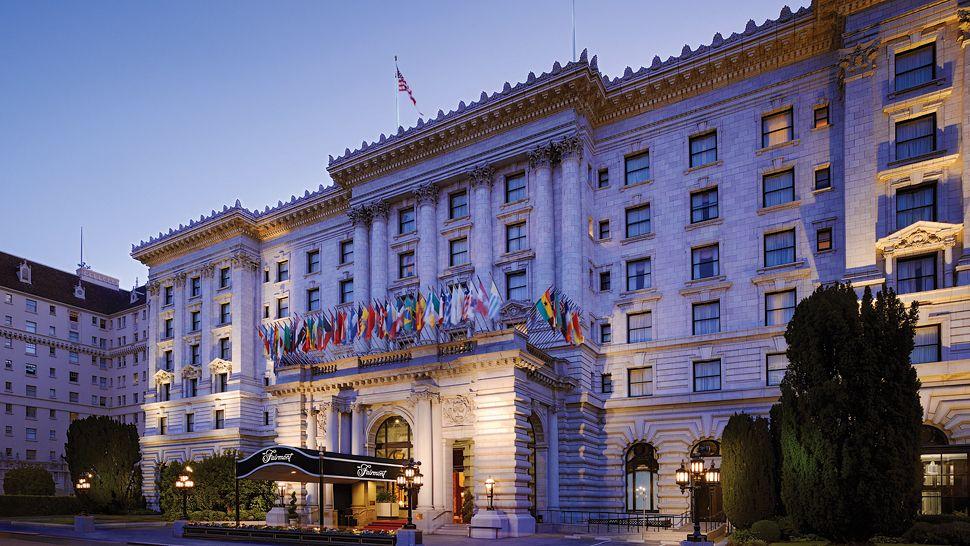 Fairmont San Francisco - San Francisco, United States