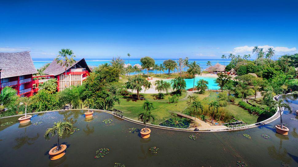 Le Meridien Tahiti - Tahiti, French Polynesia