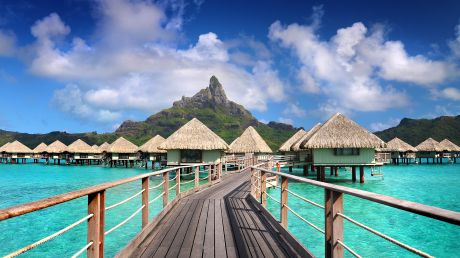 Le Meridien Bora Bora Bora Bora French Polynesia