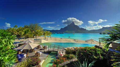 Le Meridien Bora Bora - Bora Bora, French Polynesia