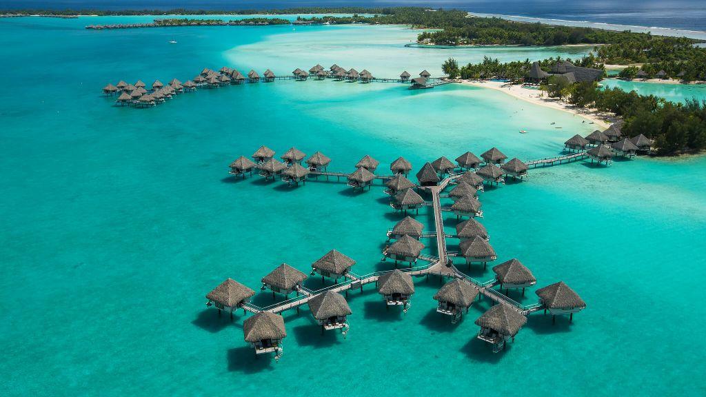 Le Meridien Bora Bora, Bora Bora, Polinesia francese
