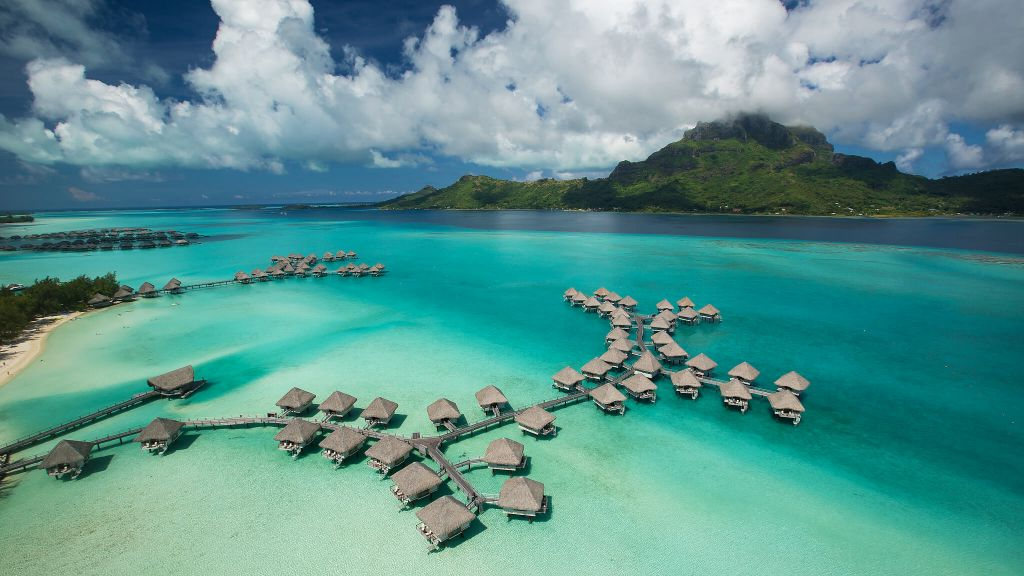 le meridien bora bora bora bora french polynesia. Black Bedroom Furniture Sets. Home Design Ideas