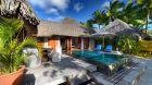 Villa at Le Meridien Bora Bora