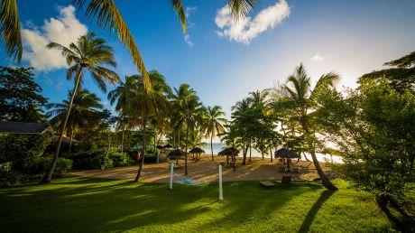 East Winds Inn - Brelotte Bay, St Lucia