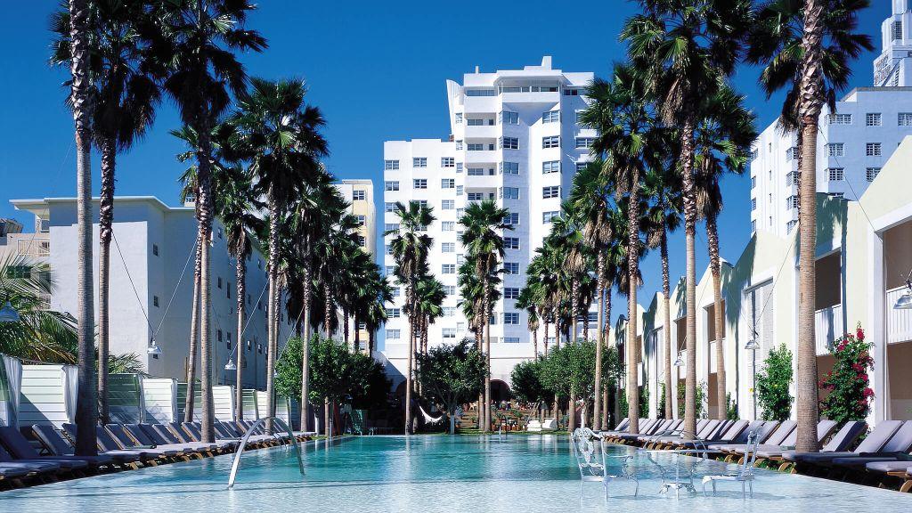 Delano South Beach Miami Florida