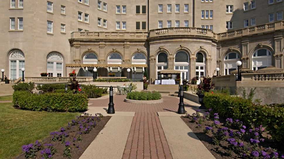 Fairmont Hotel Macdonald — Edmonton, Canada
