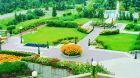 exterior gardens