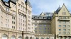 See more information about Fairmont Hotel Macdonald exterior