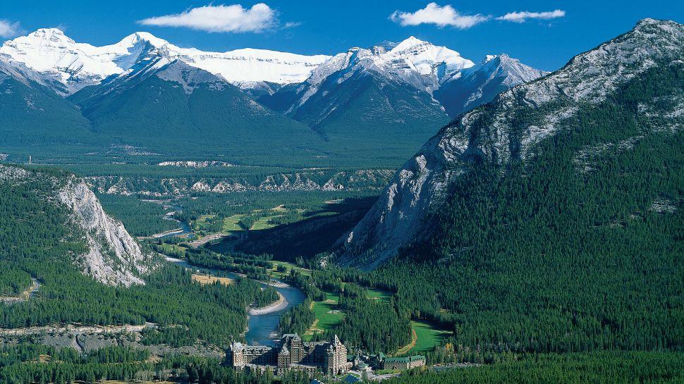 Fairmont Banff Springs — Banff, Canada