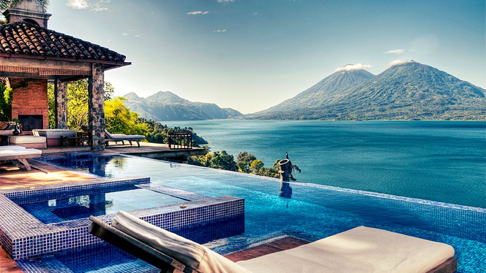 Image result for lake atitlan hotels luxury