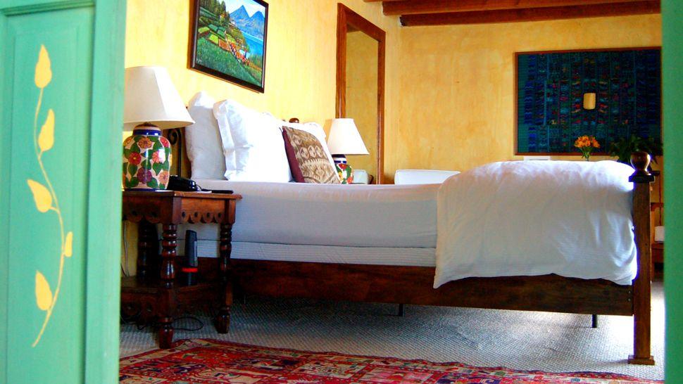 Hotel Casa Palopó — Lake Atitlan, Guatemala