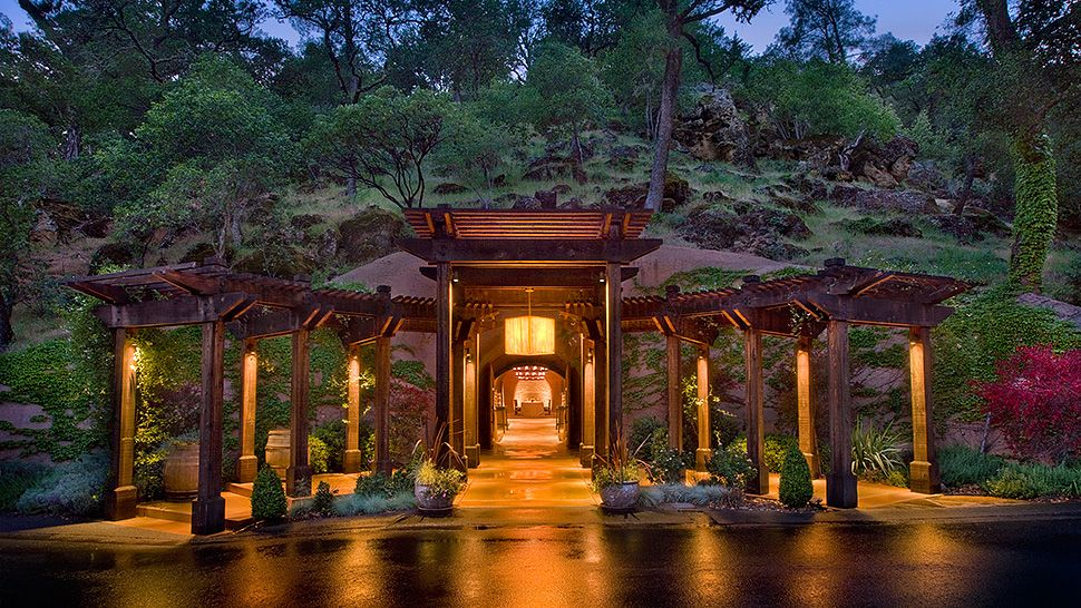 Luxury Hotels In Napa And Sonoma