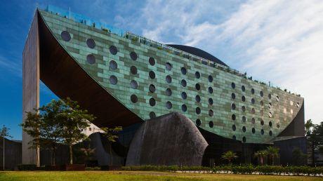 Hotel Unique - Sao Paulo, Brazil