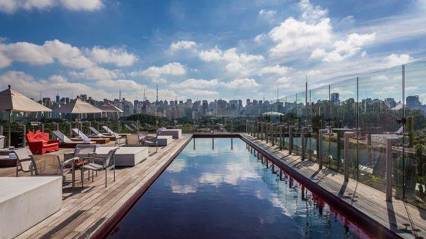 Hotel Unique — Sao Paulo, Brazil