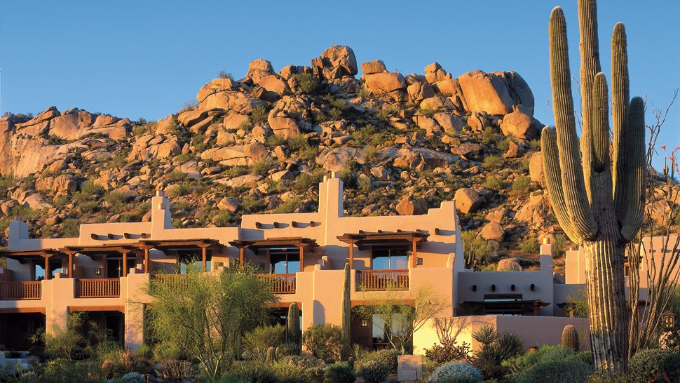 Four Seasons Resort Scottsdale At Troon North Phoenix