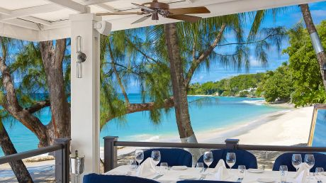 Lone Star Boutique Hotel Restaurant St James Barbados