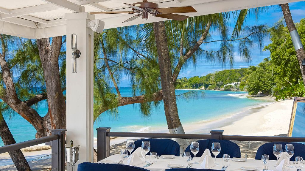 Lone Star Restaurant & Hotel - St. James, Barbados