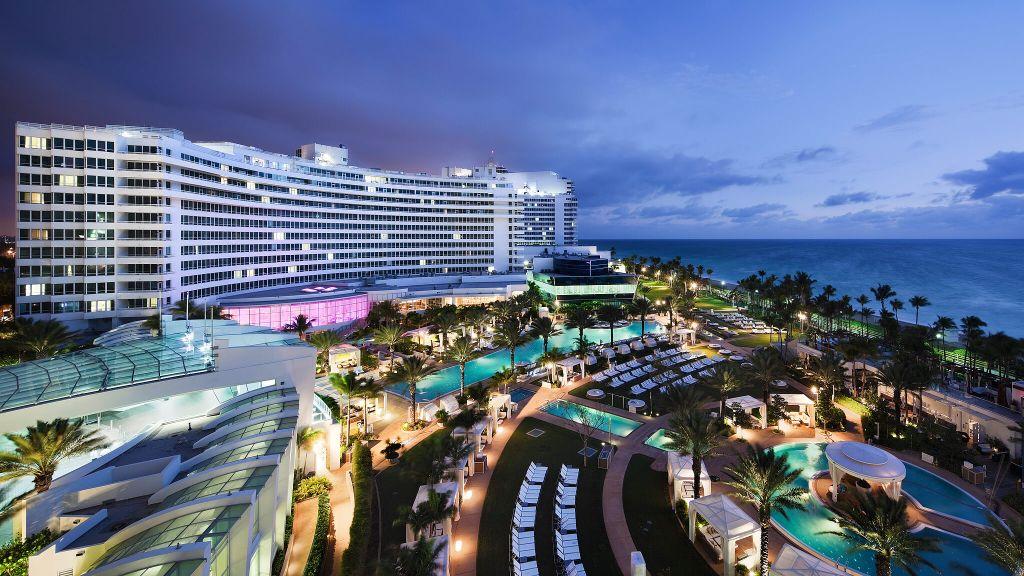Fontainebleau Miami Beach Florida