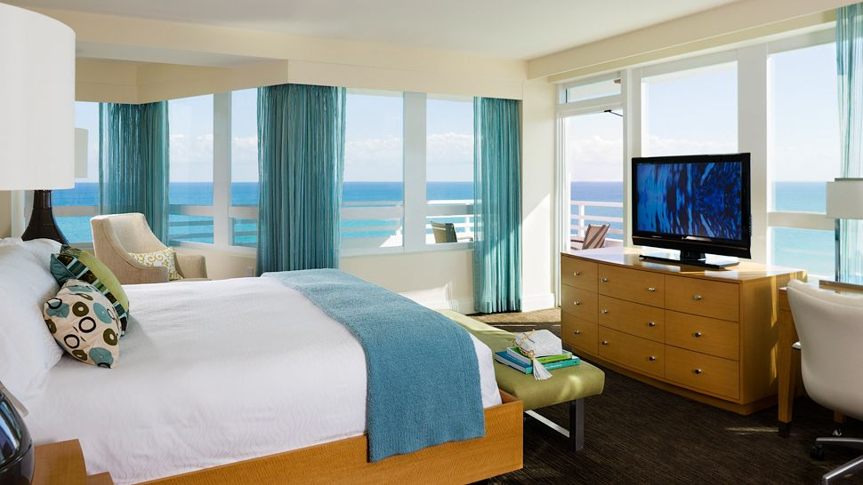 Fontainebleau miami beach miami florida - 2 bedroom hotel suites in miami south beach ...