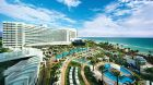 See more information about Fontainebleau Miami Beach Fontainebleau aerial exterior shot