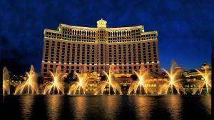 Bellagio, top luxury hotel in Las Vegas