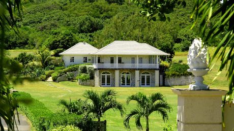 Cotton House - Mustique Island, St. Vincent and the Grenadines
