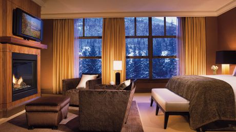 Four Seasons Resort Whistler - Whistler, Canada