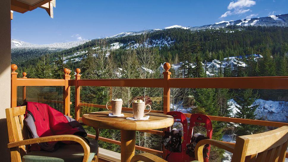 four seasons resort whistler british columbia canada
