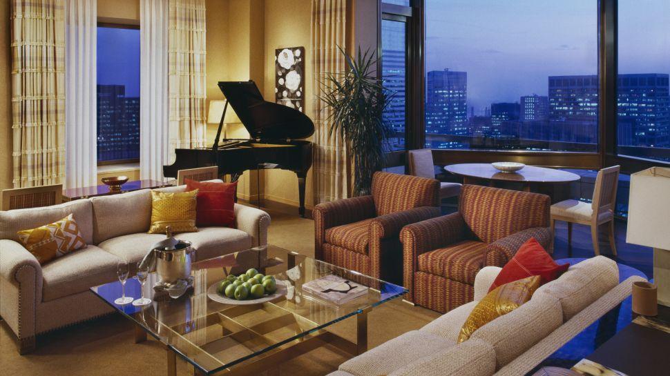 Four Seasons Hotel New York Spa