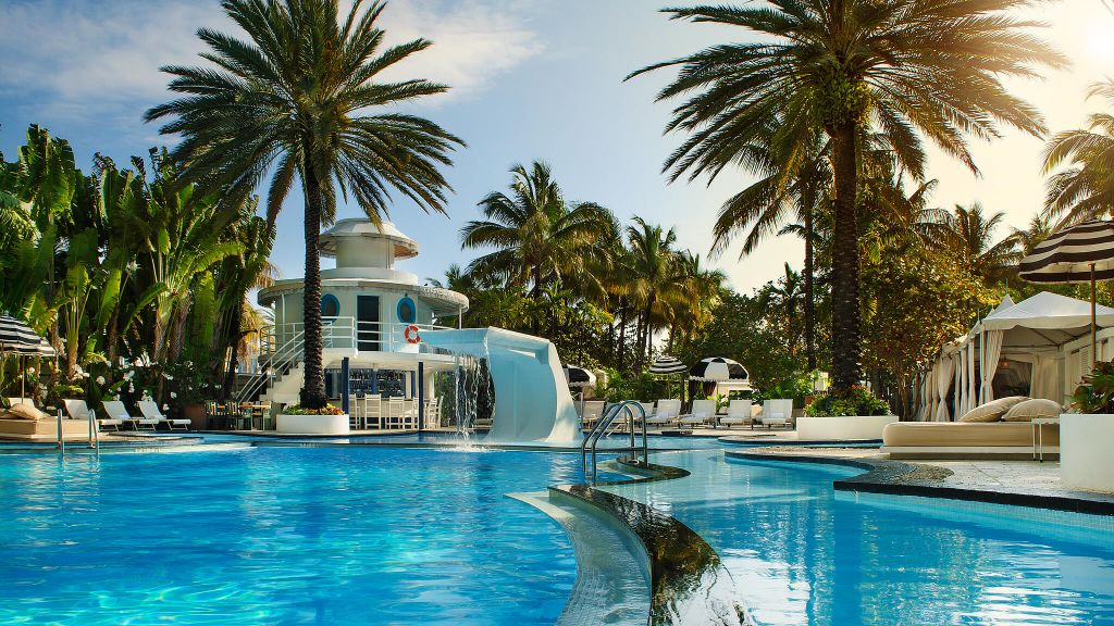 The Raleigh — Miami Beach, United States