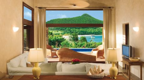 Canouan Resort - Canouan Island, St. Vincent and the Grenadines