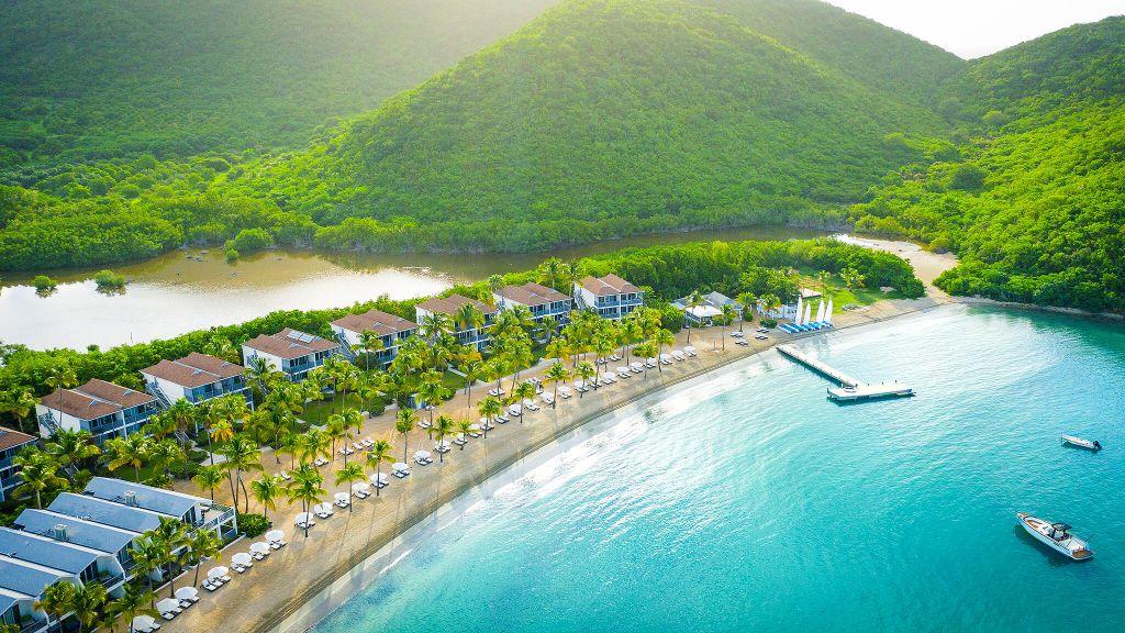 Carlisle Bay Antigua family friendly Caribbean hotels