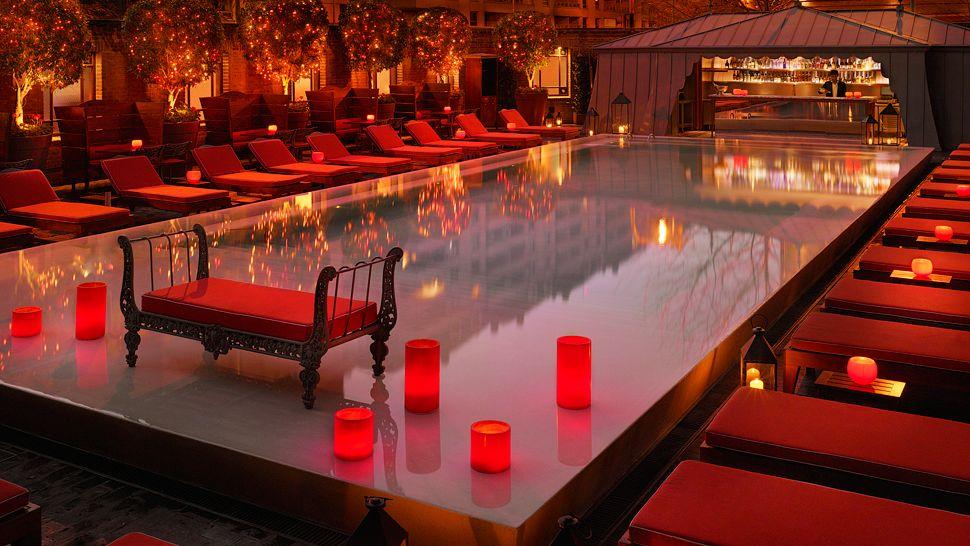 Spa Del Hotel Faena