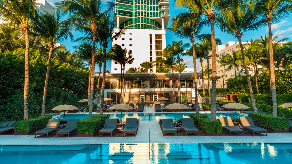 Hotel Ritz Carlton De South Beach