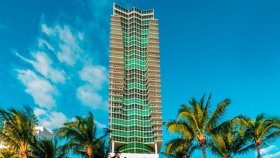 The Setai Miami Florida