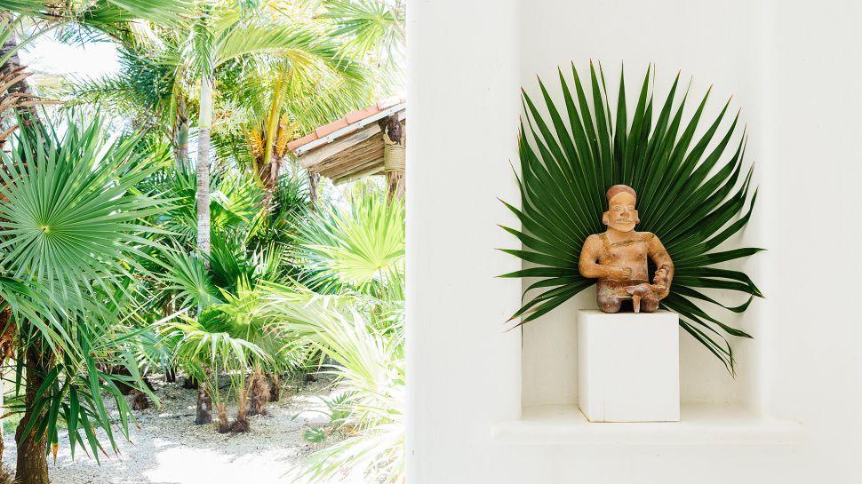 Hotel Esencia — Xpu Ha, Mexico