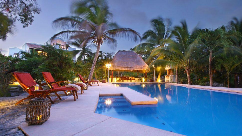 Hotel Esencia Spa In Xpu Ha Mexico