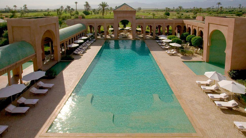 Best Spa Hotels In Marrakech