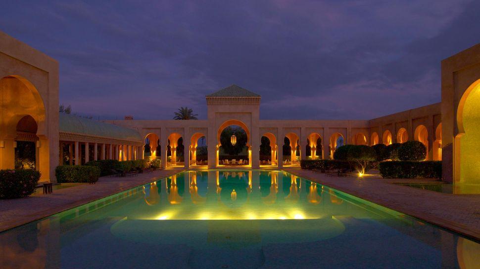 Amanjena - Marrakech, Morocco